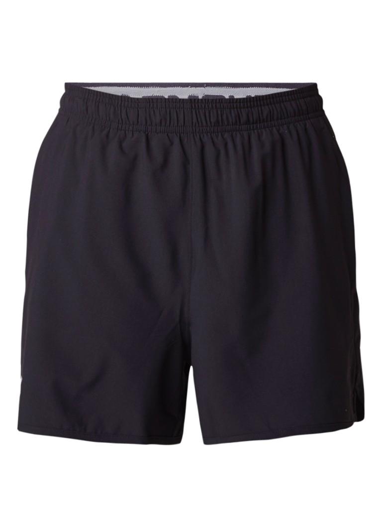 Under Armour Qualifier 2-in-1 shorts met steekzakken