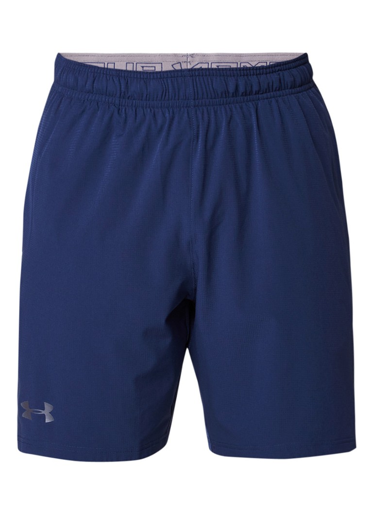 Under Armour Cage trainingsshorts met mesh