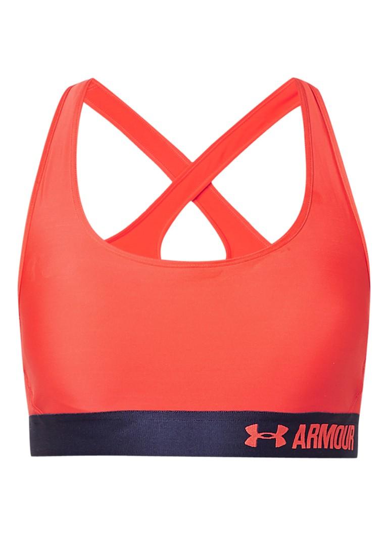 Under Armour Crossback medium support sport bh
