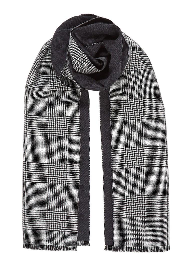 Alexander McQueen Sjaal van wol 175 x 26 cm