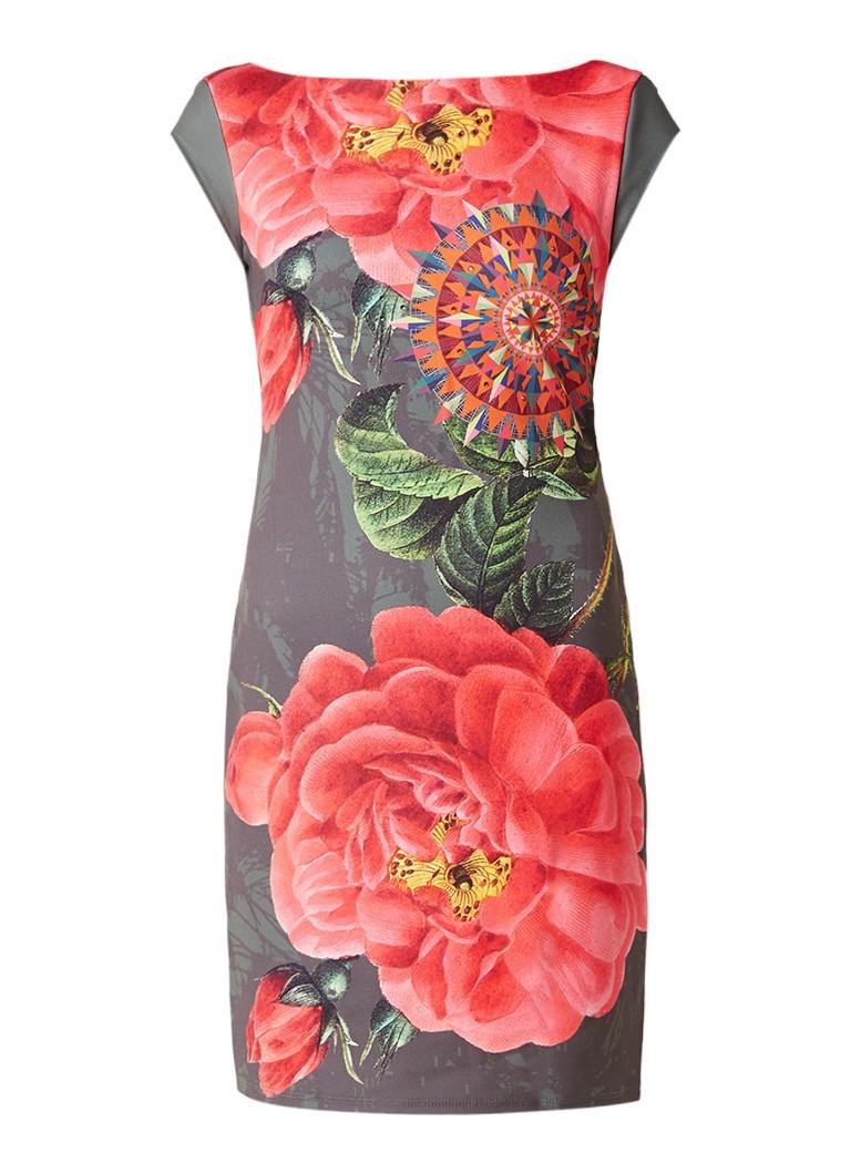 Desigual Sharyky jurk met patroon
