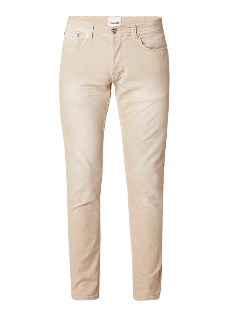 Chasin EGO L Barry slim fit jeans met stretch