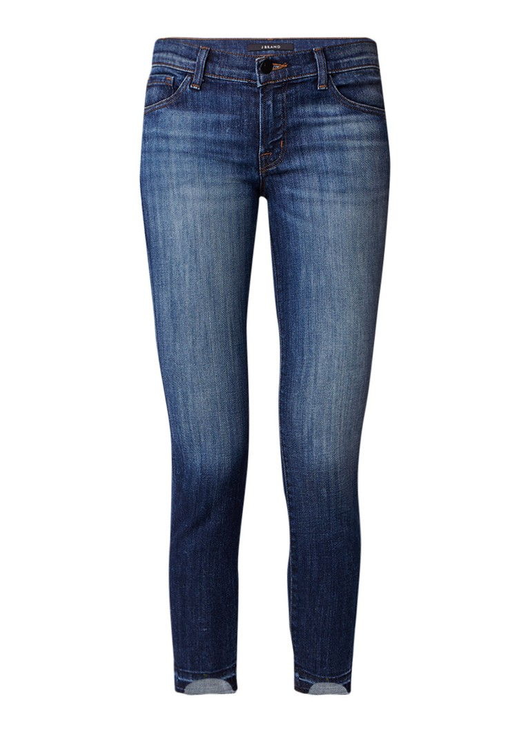 J Brand Jasper low rise cropped slim fit jeans