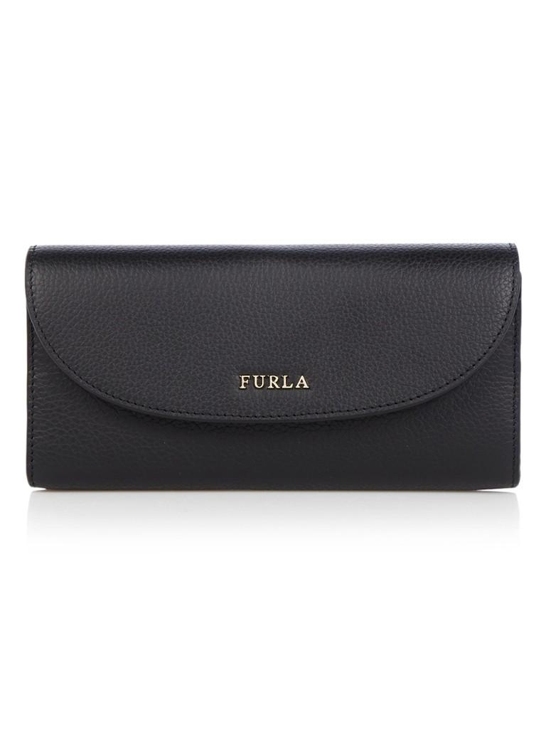 Furla Club portemonnee van leer