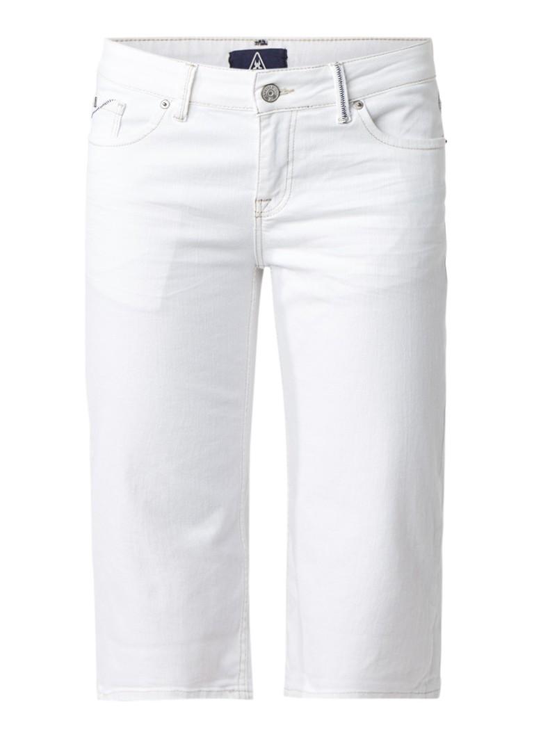 Gaastra Jadan capri slim fit jeans met stretch