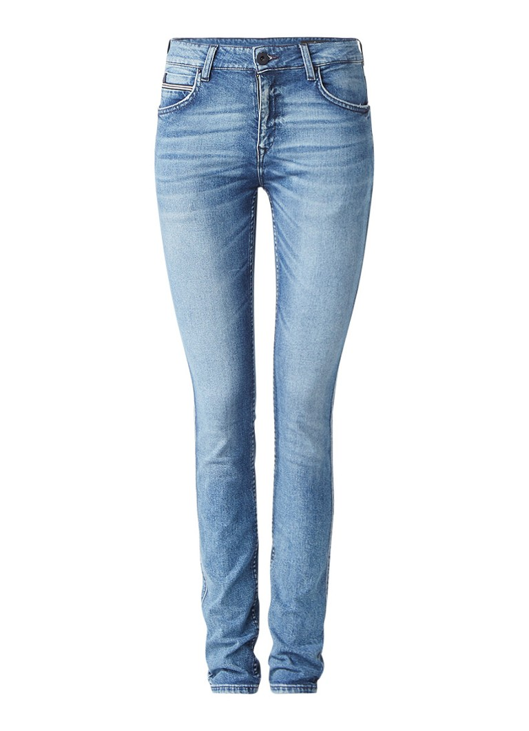 Gaastra Careen high rise skinny fit jeans met stretch