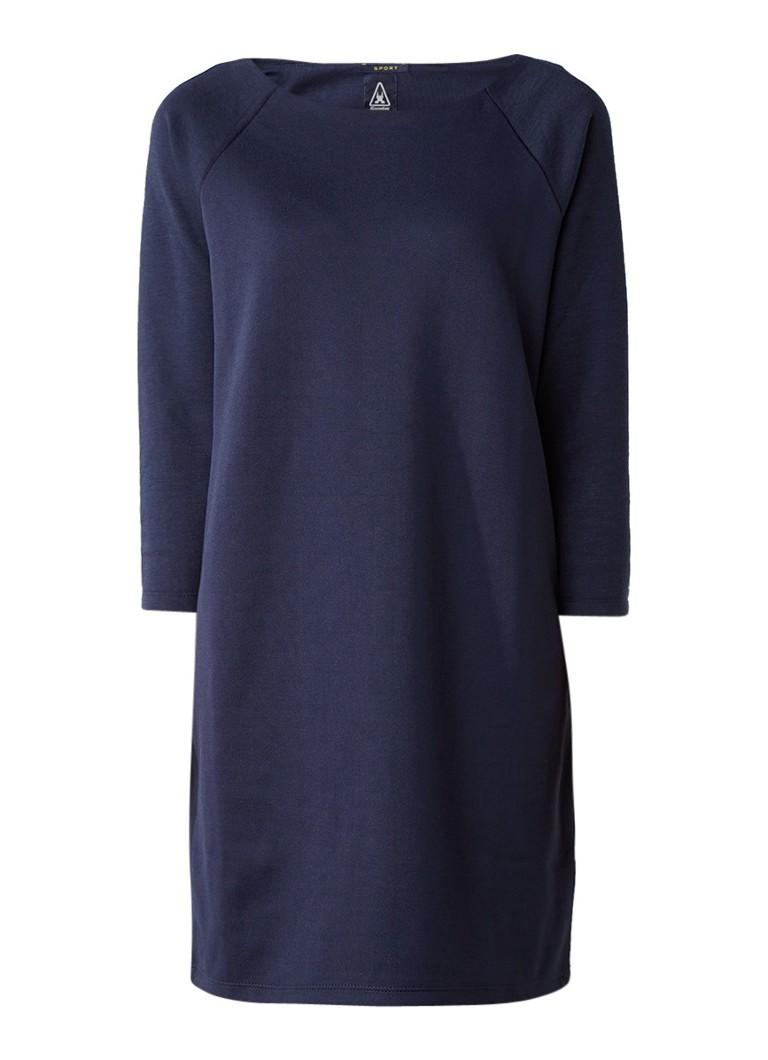Gaastra Ameling tuniekjurk van jersey donkerblauw