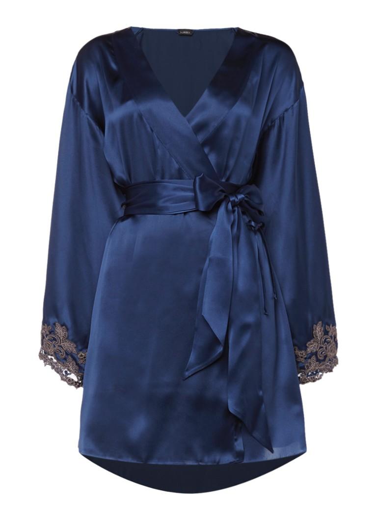 La Perla Maison kimono van zijde
