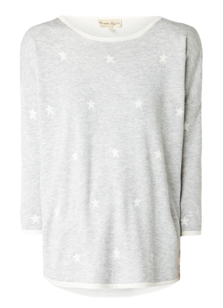 Phase Eight Megg loose fit pullover in wolblend