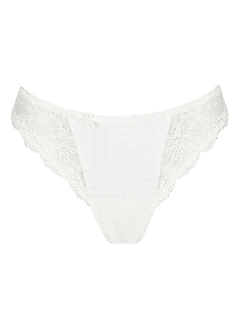 Prima Donna Witte string Madison
