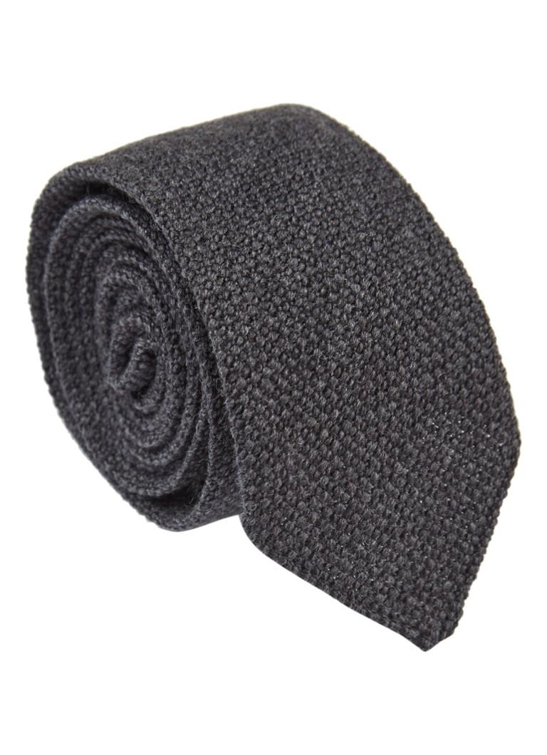 Image of HUGO BOSS Soft stropdas in zijdeblend