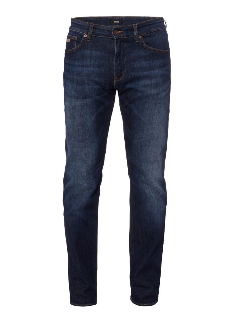HUGO BOSS Maine3 regular fit jeans van stretchkatoen