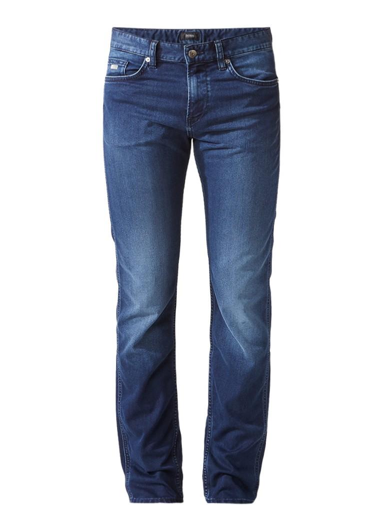 HUGO BOSS Delaware faded slim fit jeans