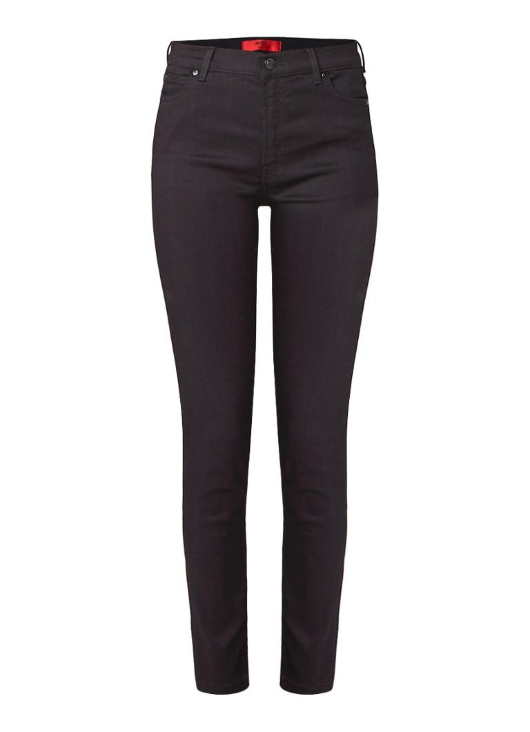 HUGO BOSS Georgina mid rise super skinny fit jeans