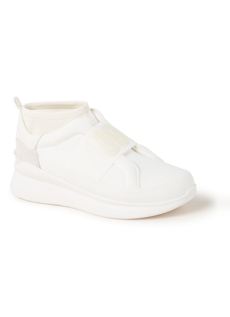 UGG Neutra sneaker met suède details
