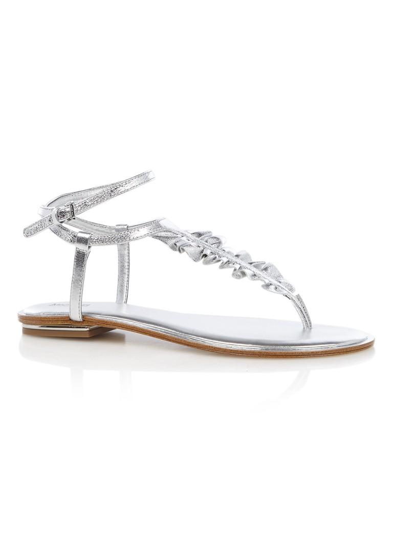 Michael Kors Bella sandaal van leer