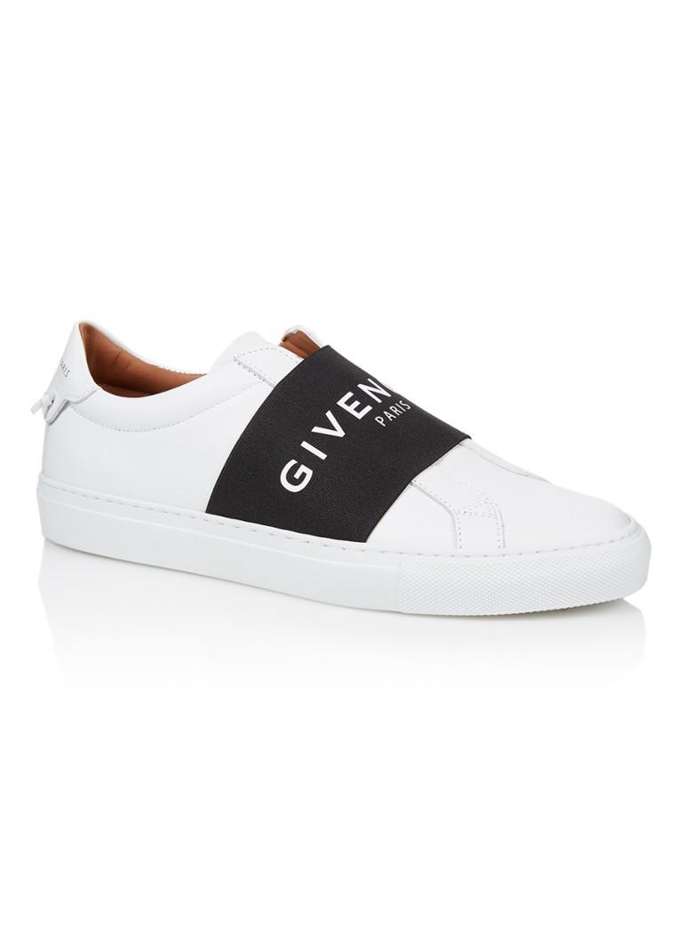 Givenchy Urban Street sneaker van kalfsleer
