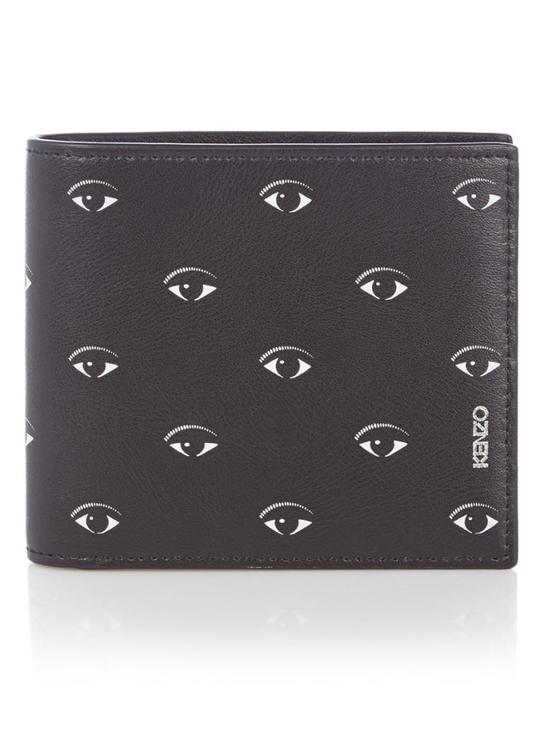 KENZO Multi Eye portemonnee van leer