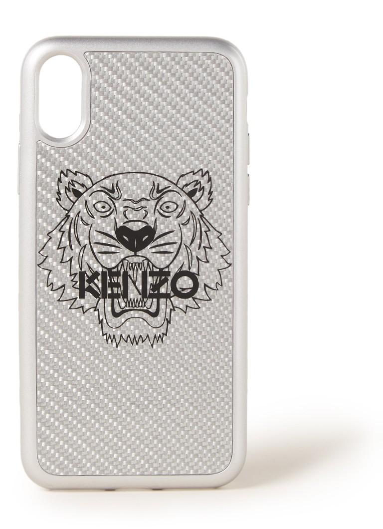 KENZO Tiger telefoonhoes voor iPhone X
