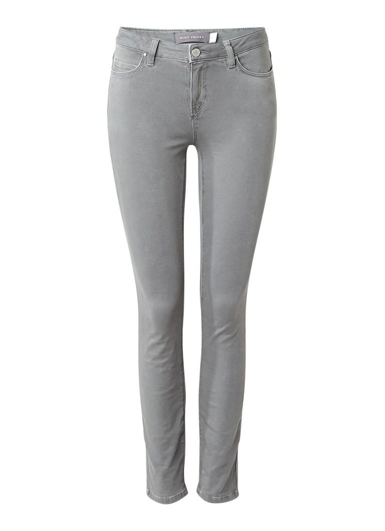 Mint Velvet Seattle high rise skinny jeans met gekleurde wassing