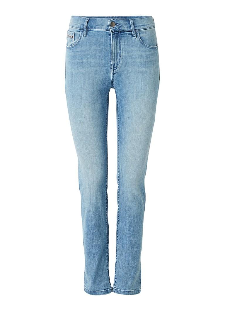 Calvin Klein Mid rise slim fit jeans met power stretch