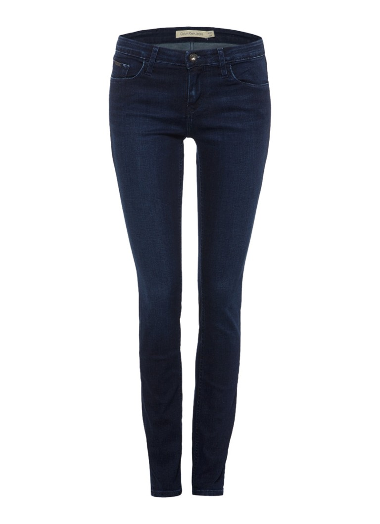 Calvin Klein Jeans Mid rise skinny jeans SDST L34