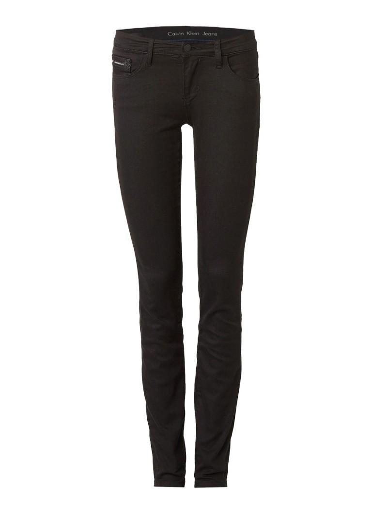 Calvin Klein Mid rise skinny jeans met stretch