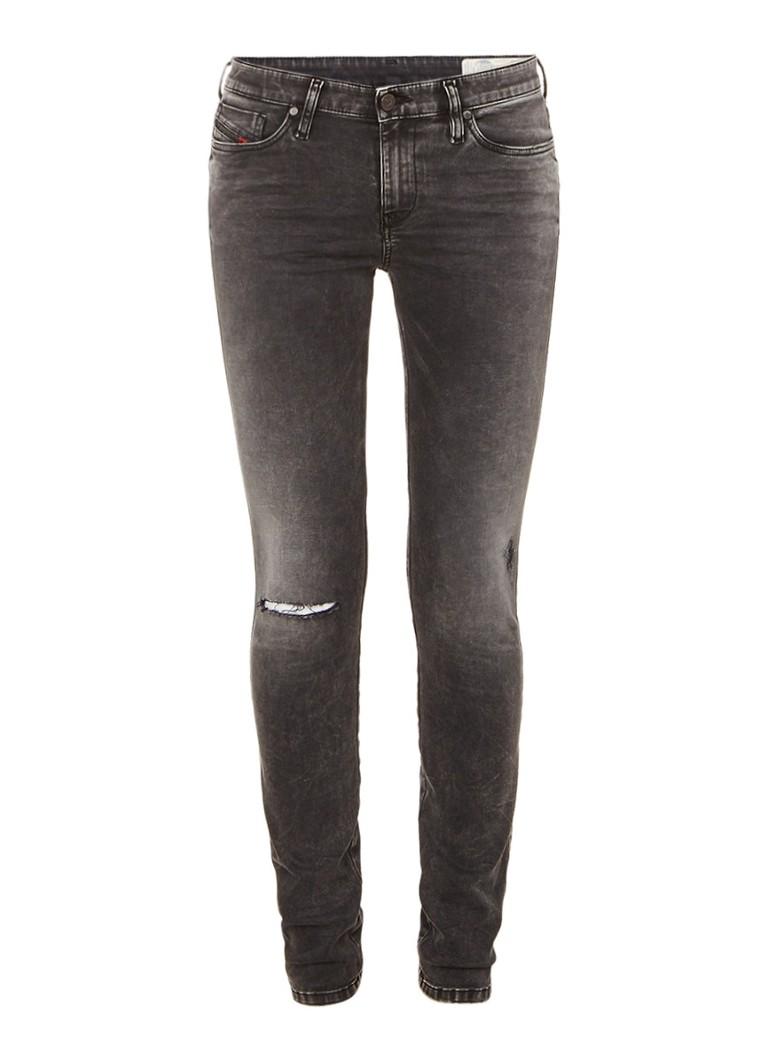 Diesel Skinzee mid rise super slim skinny jeans 0679P