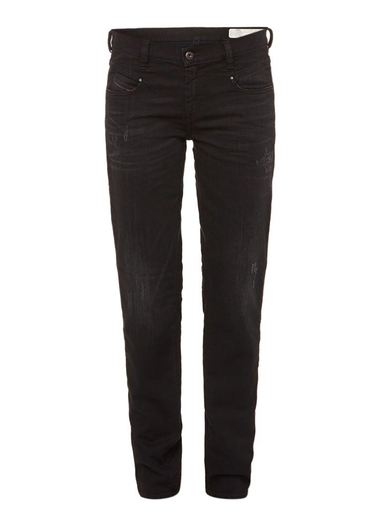 Diesel Belthy low rise regular slim straight fit jeans 0679F