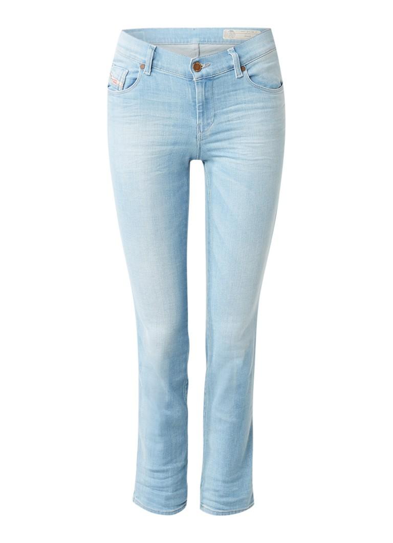 Diesel Sandy mid rise slim fit jeans 084EB