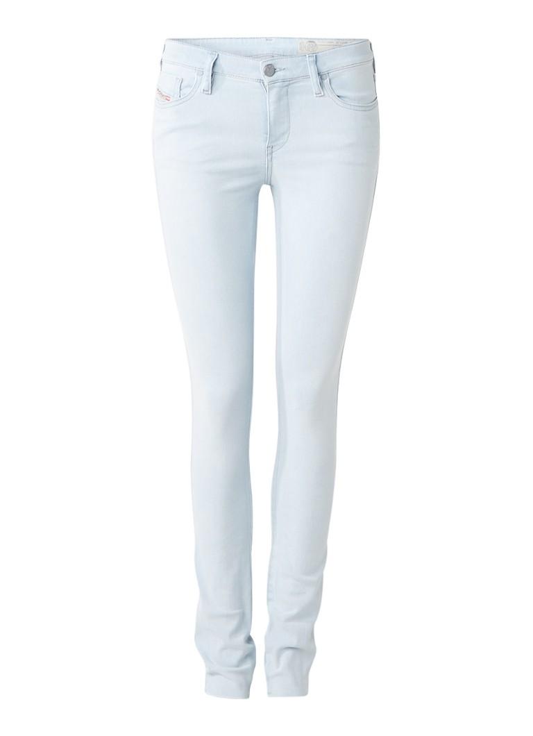 Diesel Skinzee low waist super slim-skinny jeans 084EY