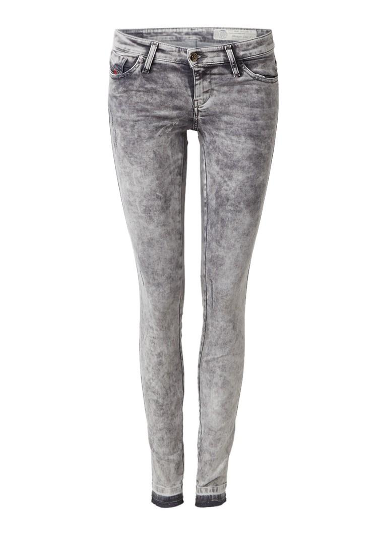 Diesel Skinzee low waist super slim-skinny jeans 0679S