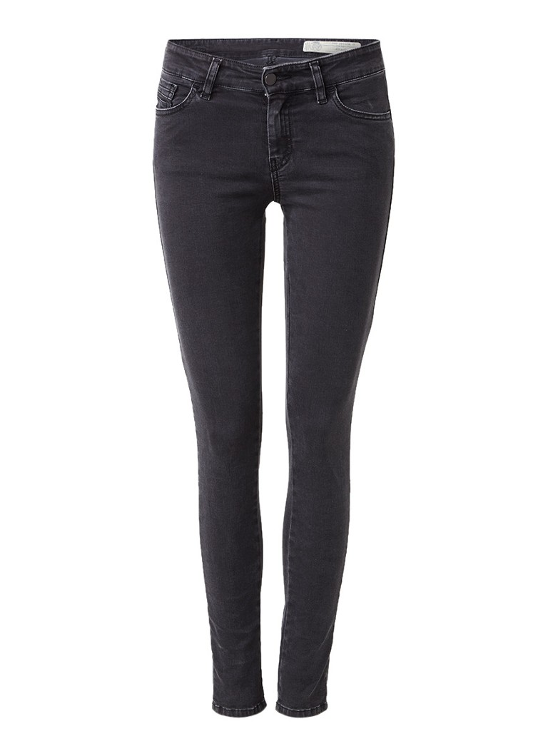Diesel Slandy regular waist super slim-skinny jeans 0680I