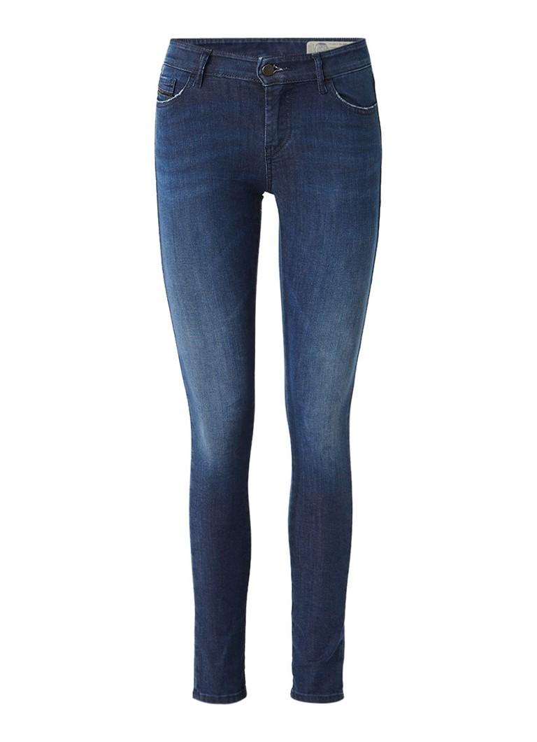 Diesel Slandy Super Slim mid rise skinny jeans