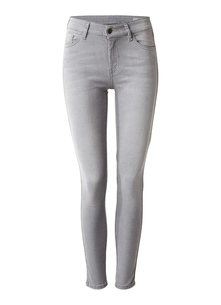 Diesel Slandy mid rise super slim-skinny jeans 084HX L30
