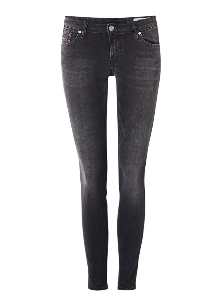Diesel Gracey low waist super slim-skinny jeans 0680T L30
