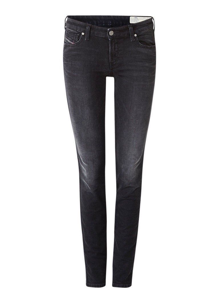 Diesel Gracey low waist super slim-skinny jeans 0680T L32