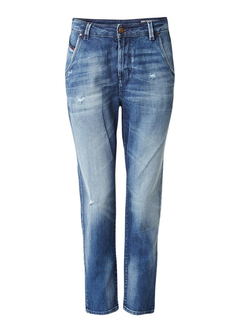 Diesel Fayza- Evo low waist relaxed fit boyfriend jeans 084DD
