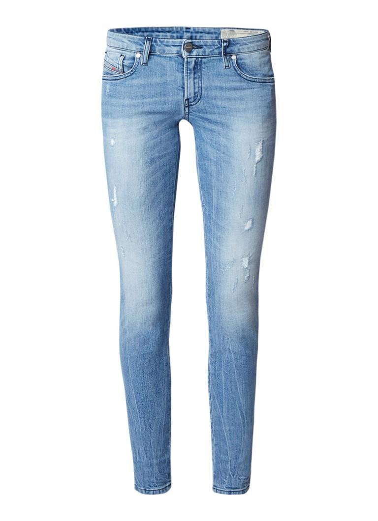 Diesel Gracey super slim-skinny jeans 0688E