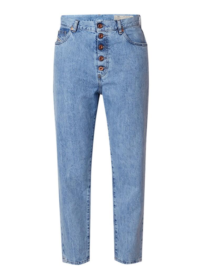 Diesel Irys mid rise cropped boyfriend jeans