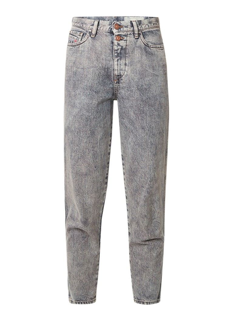Diesel Alys mid rise straight fit jeans