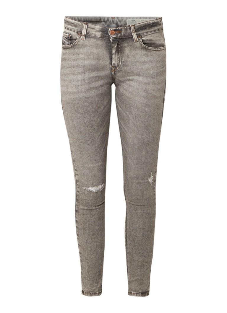Diesel Slandy mid rise super slim-skinny fit jeans