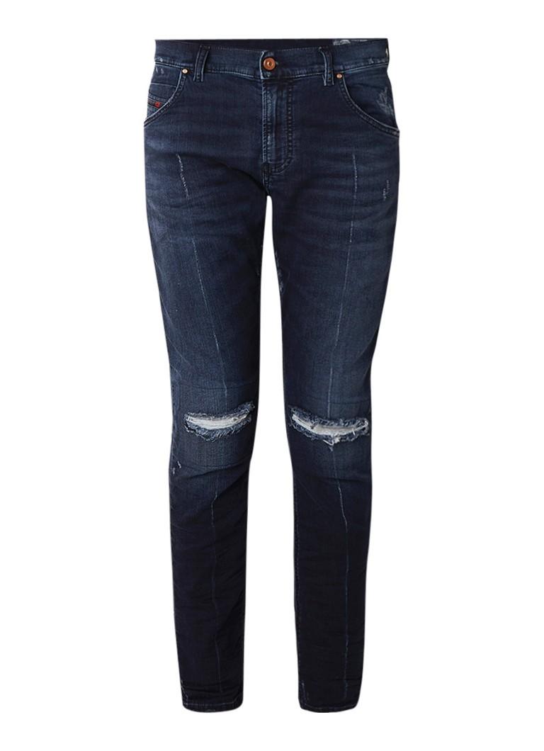 Diesel Krailey-B-Ne jogg jeans met destroyed look 084XN