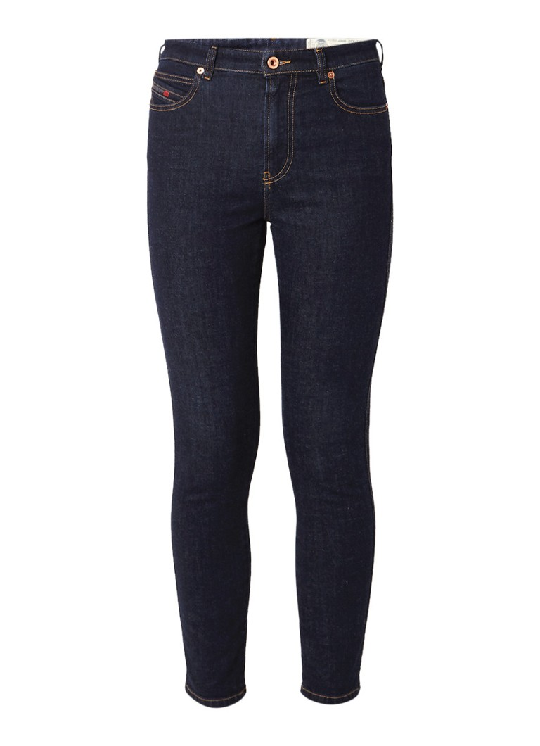 Diesel Babhila high rise skinny fit jeans met stretch