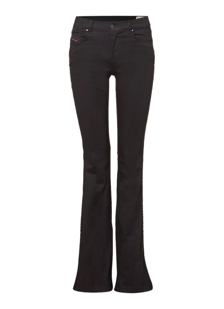 Diesel Sandy high rise flared jeans 0800R