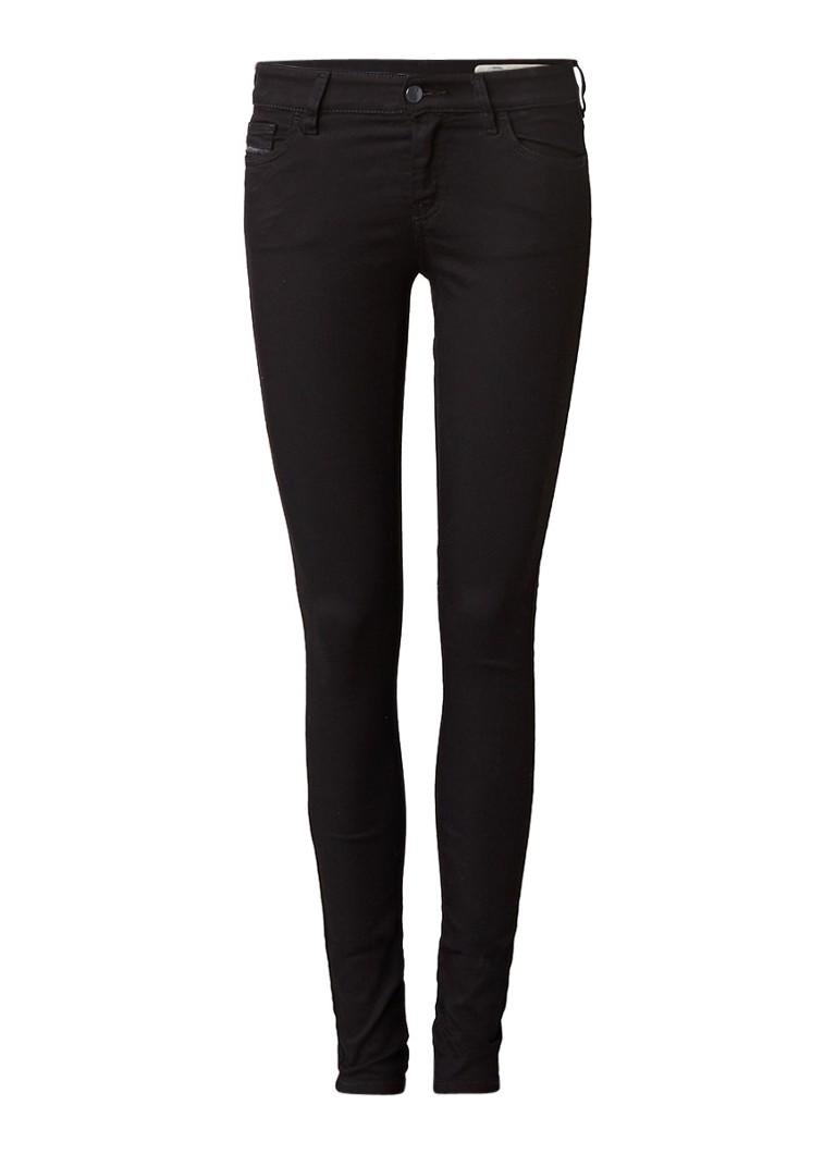 Diesel Slandy mid rise skinny jeans 0860S