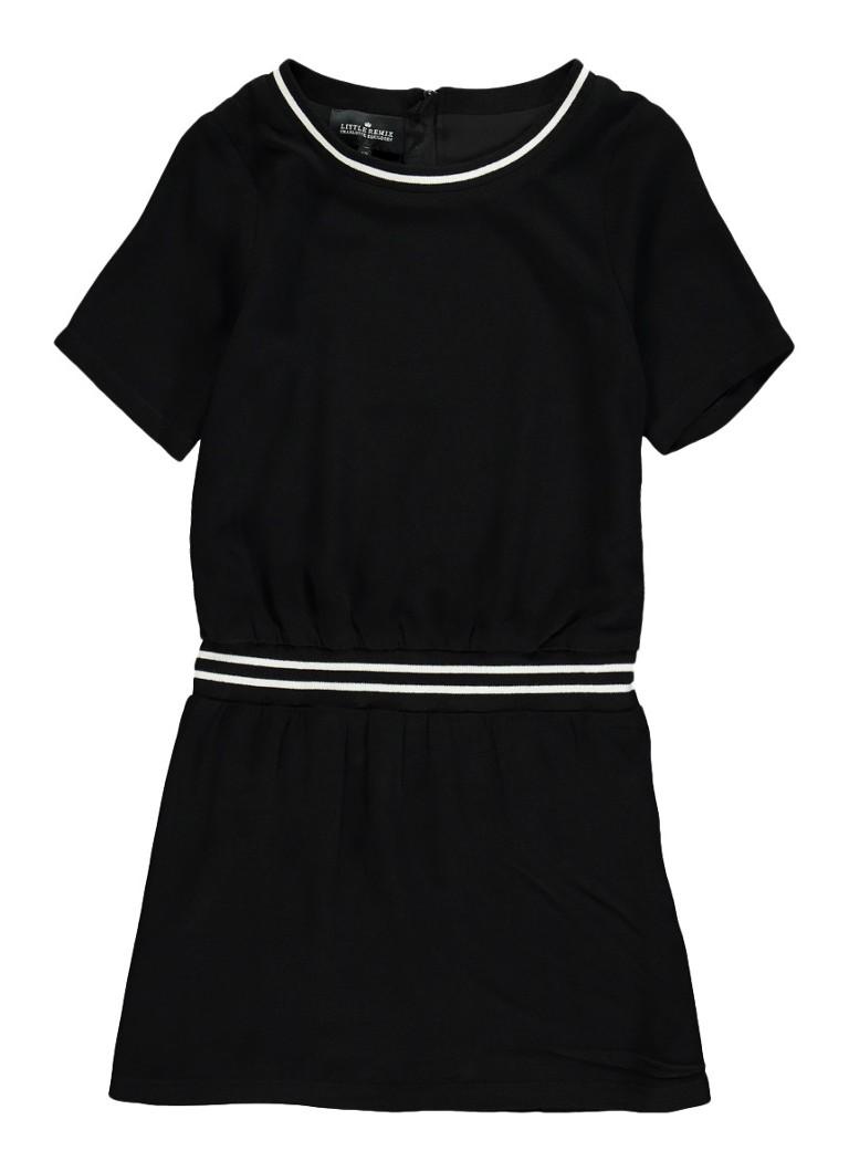 Little Remix Kate A-lijn jurk van crêpe met elastische tailleband
