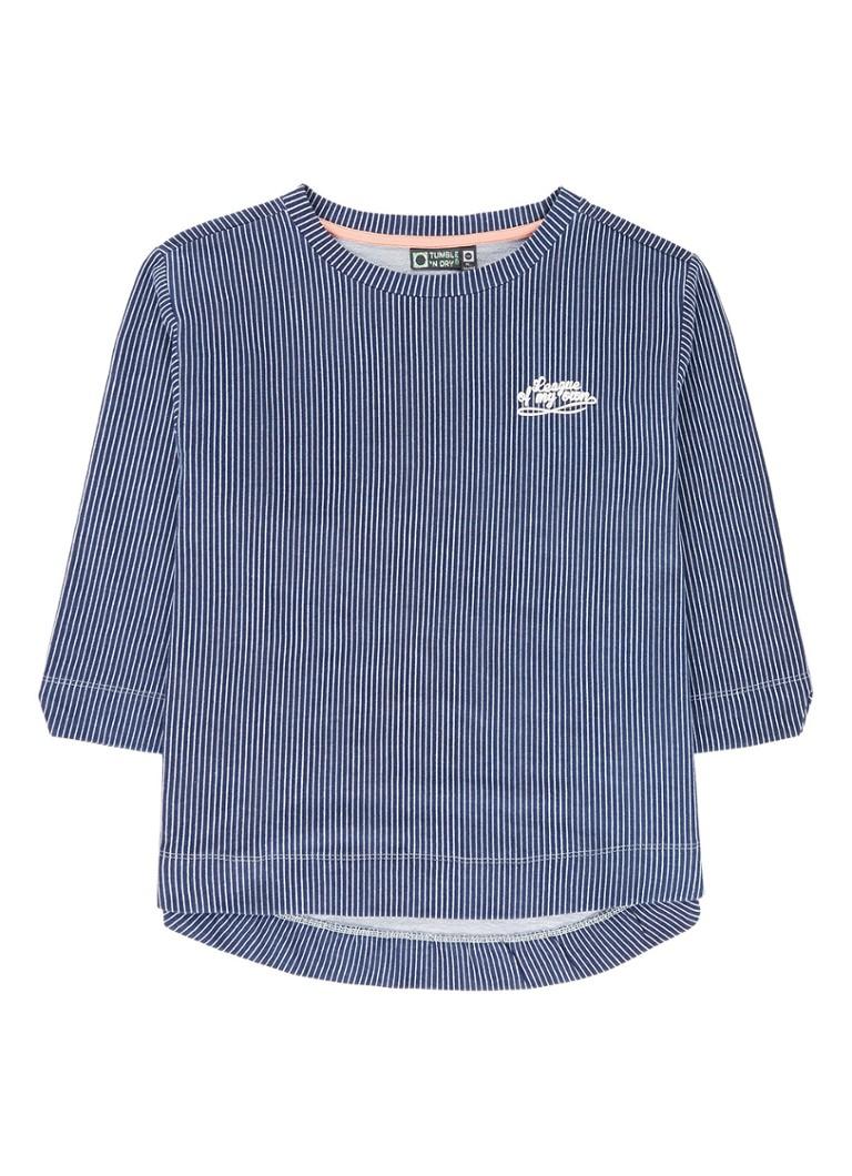 Tumble 'n Dry Arrielle sweater met driekwartmouw