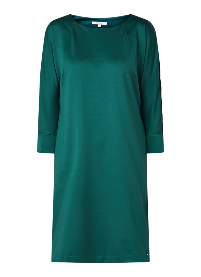 Sandwich Midi-jurk van jersey met contrastbiesMMidi-jurk van jersey met contrastbiesiMidi-jurk van jersey met contrastbiesdMidi-jurk van jersey met co