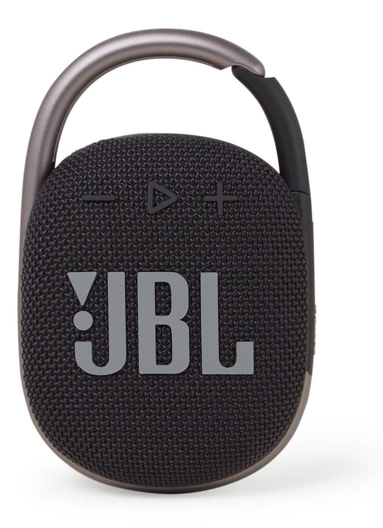 Clip 4 draagbare speaker